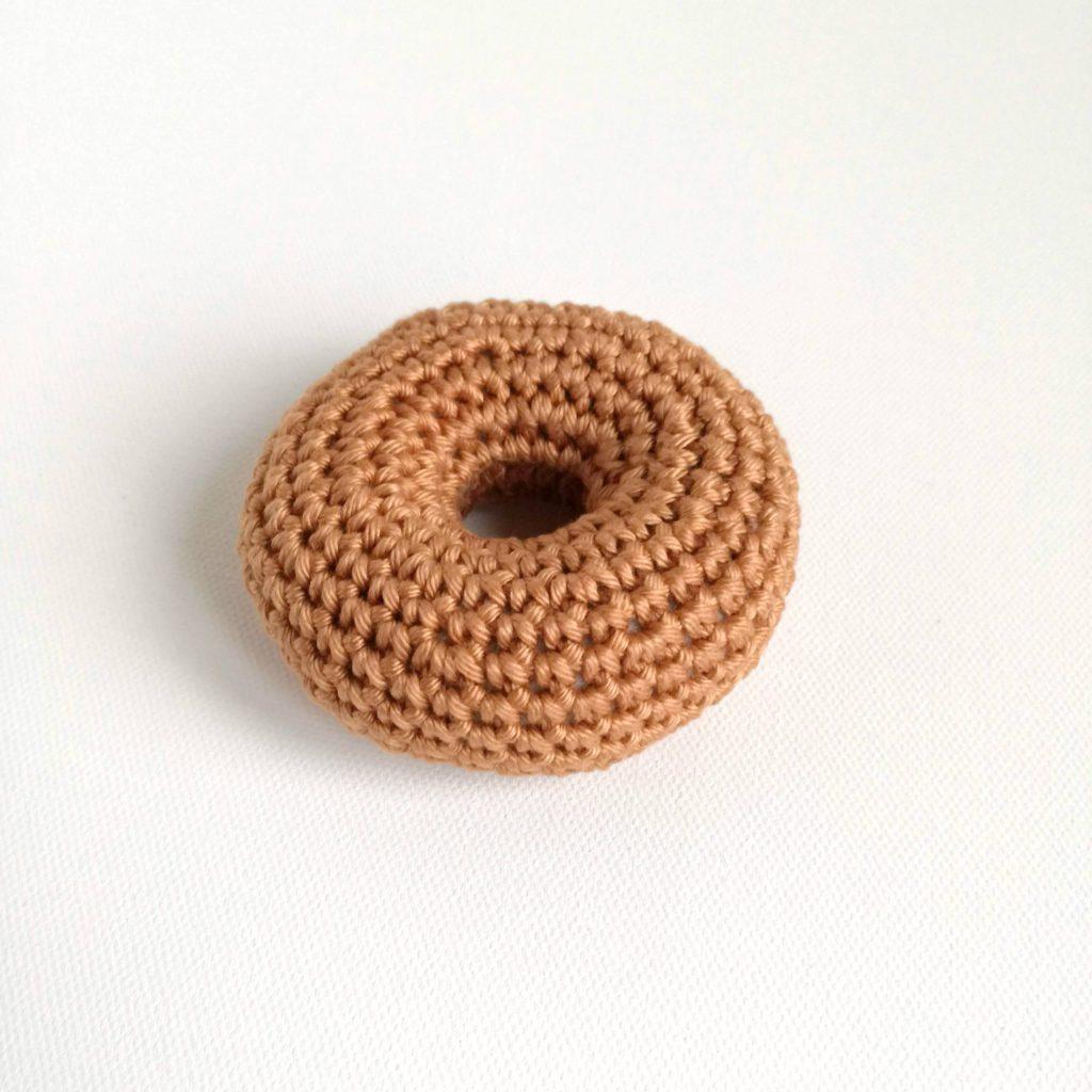 Kostenlose Häkelanleitung Donut