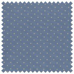 Heartdeco Häkelnadel Etui Polka dots blau