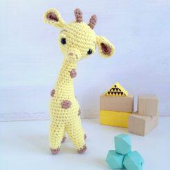 HeArtDeco Rassel Giraffe