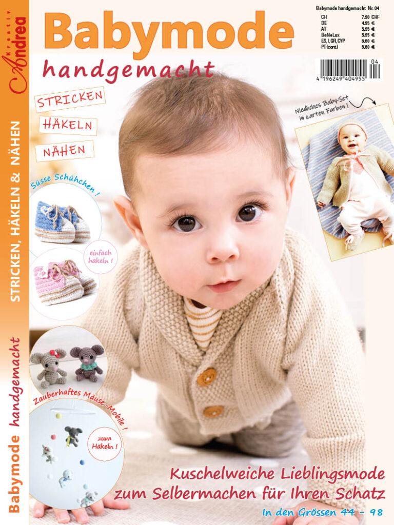 HeArtDeco Andrea Kreativ Babymode handgemacht