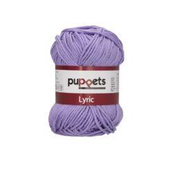 HeArtDeco Puppets Lyric 00108 lavendel