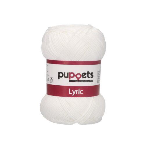 HeArtDeco Puppets Lyric 05000 weiss