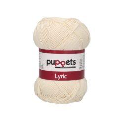 HeArtDeco Puppets Lyric 05002 crème