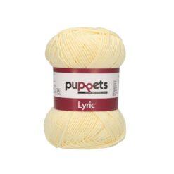 HeArtDeco Puppets Lyric 05006 vanille