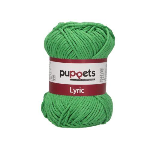 HeArtDeco Puppets Lyric 05012 maigrün