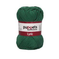 HeArtDeco Puppets Lyric 05056 dunkelgrün