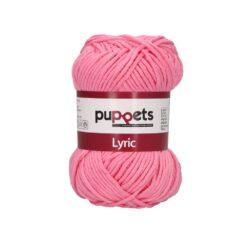 HeArtDeco Puppets Lyric 05087 pink