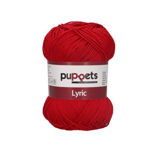 HeArtDeco Puppets Lyric 07047 kirsche