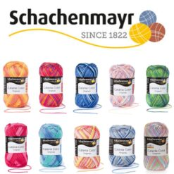 HeArtDeco Schachenmayr Catania Color
