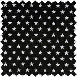 Heartdeco Handarbeitstasche Black stars