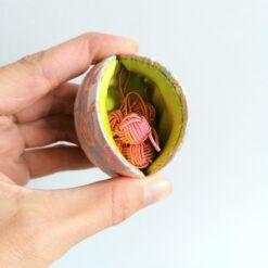 Heartdeco Dumpling case und Maschenmarkierer