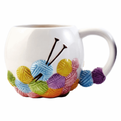 Heartdeco Tasse Knitting Design