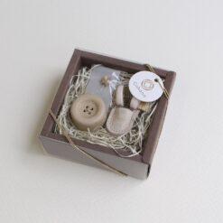 Heartdeco Mini Schere Cohane&Nähzubehör gold