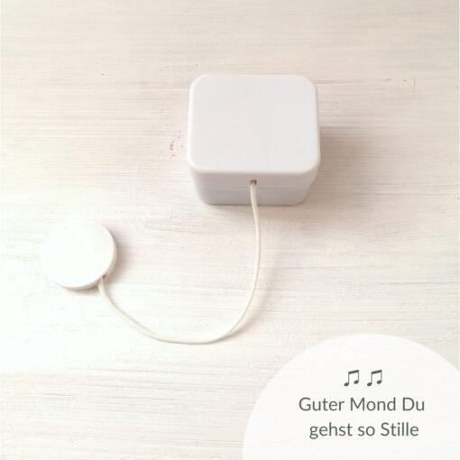 """Heartdeco Spieluhr-Musikwerk """"Guter Mond Du gehst so stille"""""""