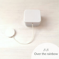 "Heartdeco Spieluhr ""Over the rainbow"""""