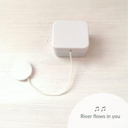 """Heartdeco Spieluhr """"River flows in you"""""""