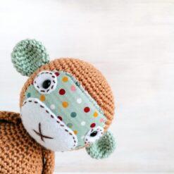 Heartdeco Spieluhr Affe
