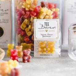 Heartdeco Tee-Bären Ingwer Zitrone mini