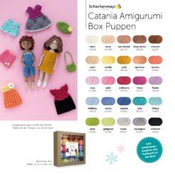 Heartdeco Schachenmayr Catania Amigurumi Box Puppen