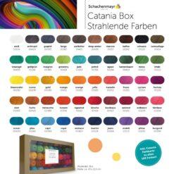 Heartdeco Schachenmayr Catania Box Brights