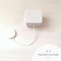 """Heartdeco Spieluhr """"You'll be in my heart"""""""