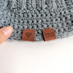 Heartdeco Label Made with love