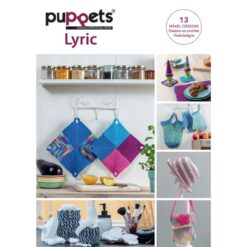 Heartdeco Puppets Lyric Häkelmagazin
