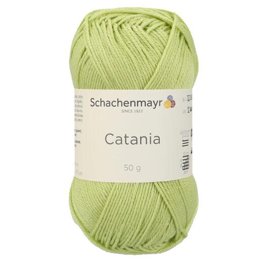 Heartdeco Schachenmayr Catania 392 gelbgrün